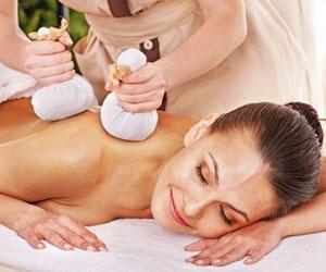 Massaggio Fagottini Caldi